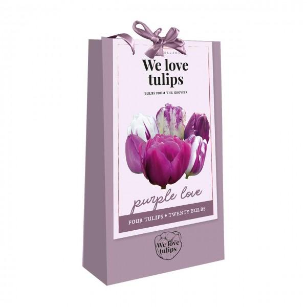 Tulpen Geschenk