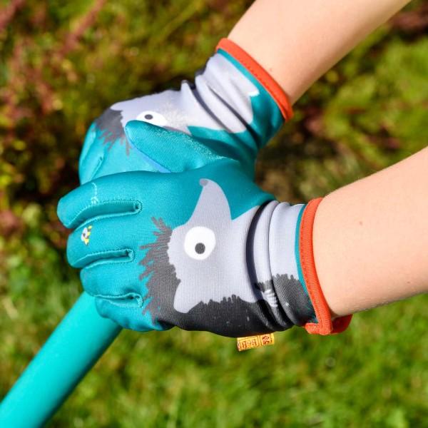 Gartenhandschuhe für Kinder Igel