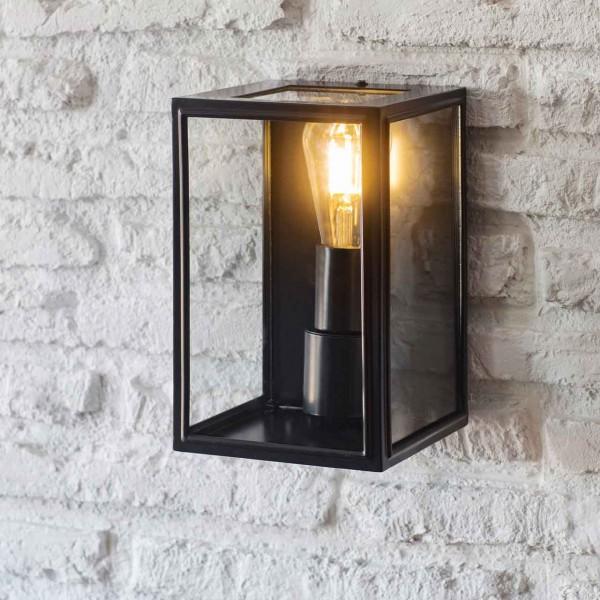Außenleuchte »Belgrave Lantern« Carbon