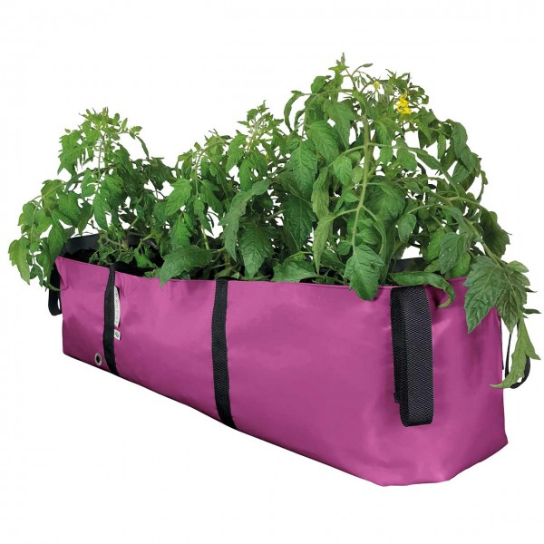Pflanztasche The Green Block - pink