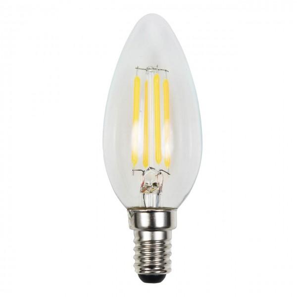 LED E14 Kerzen-Glühlampe 4W 2700K - dimmbar
