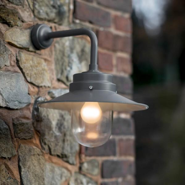 Außenwandleuchte »Belfast Light« Charcoal