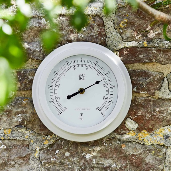 Garten-Thermometer