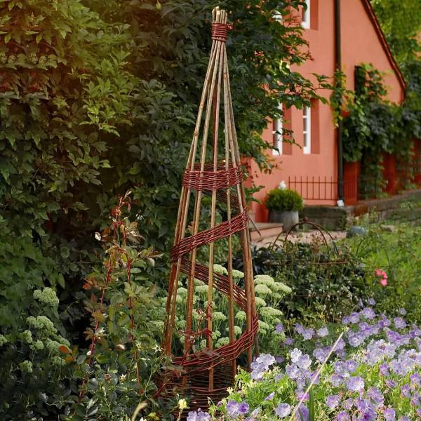 Rankhilfe »Spiral-Obelisk«
