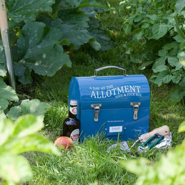 Gartenwerkzeug-Box