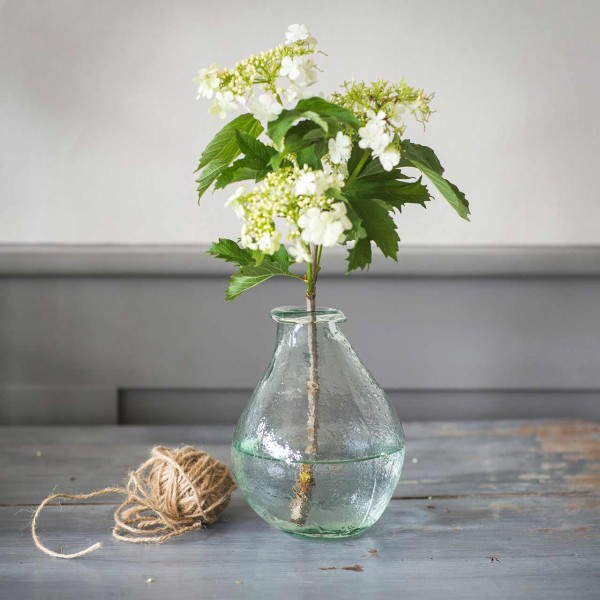 Glasvase »Flower Vase«