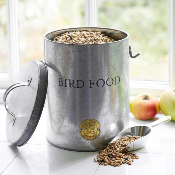 Vogelfutter-Dose