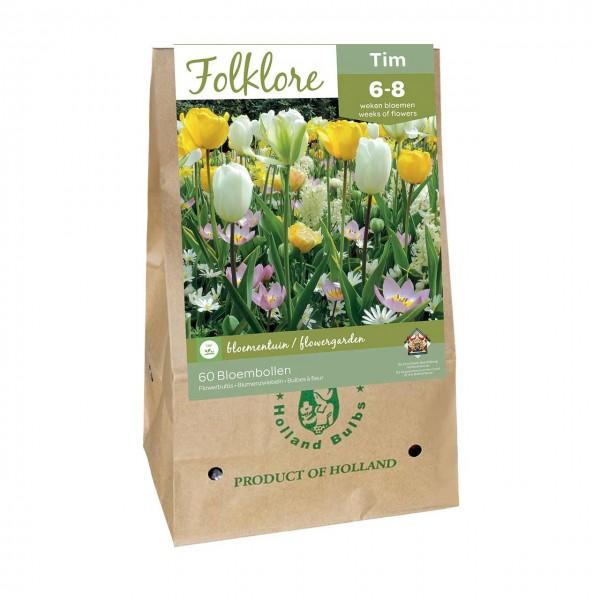 Blumenzwiebel-Kollektion Folklore Tim