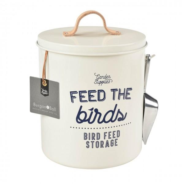 Vogelfutter-Behälter