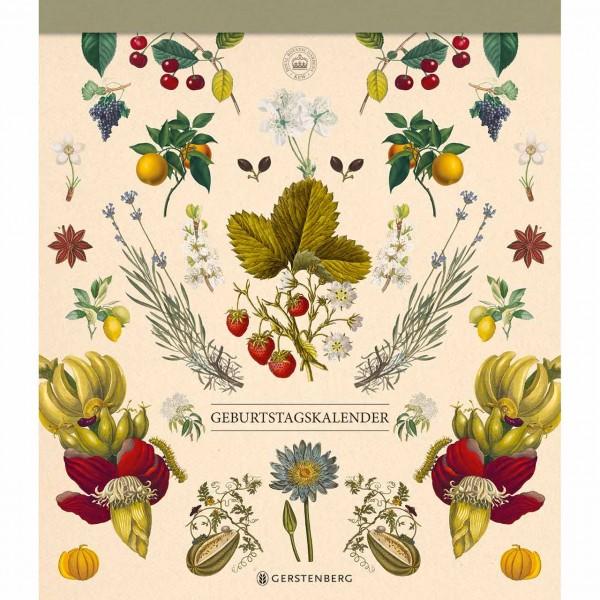 Kew Gardens – Geburtstagskalender