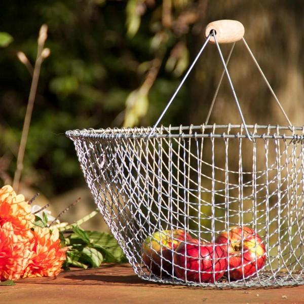 Markt- und Erntekorb