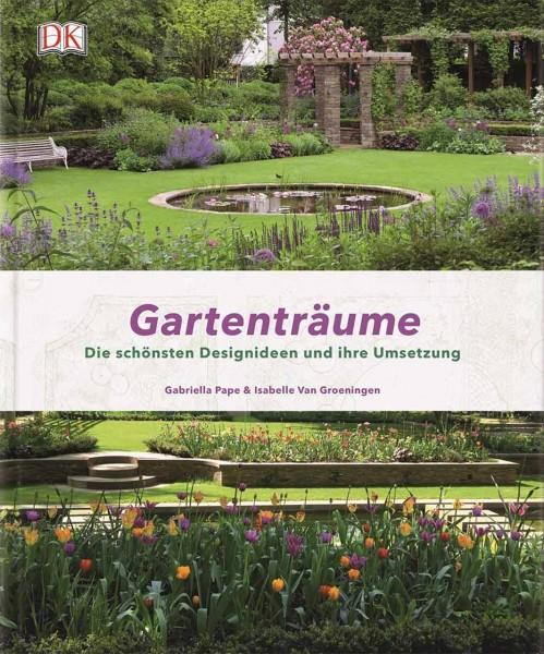 Buch - Gartenträume - Die schönsten Designideen und ihre Umsetzung