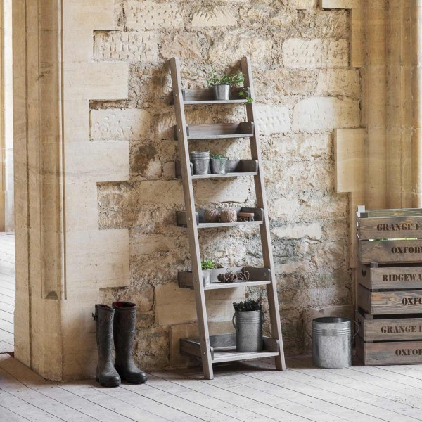 Leiterregal »Idbury Shelf Ladder« - L