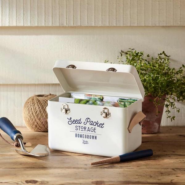 Pflanzensamen-Box »Seed Packet Storage«