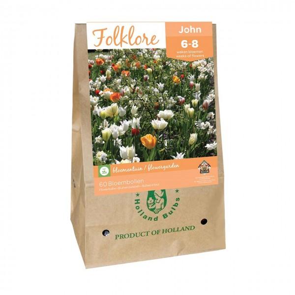 Zwiebelblumen Kollektion Folklore John