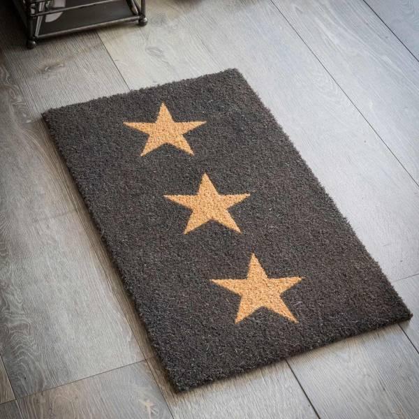 Fußmatte »3 Stars«