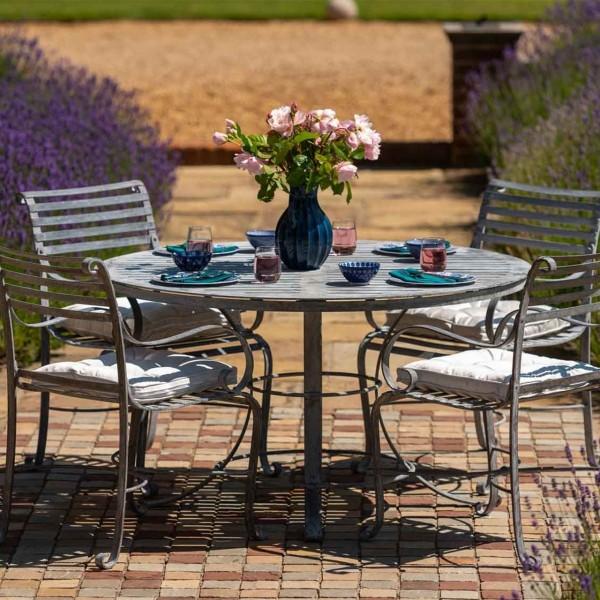 Gartenmöbel-Set »Southwold« runder Tisch Ø1,3 m