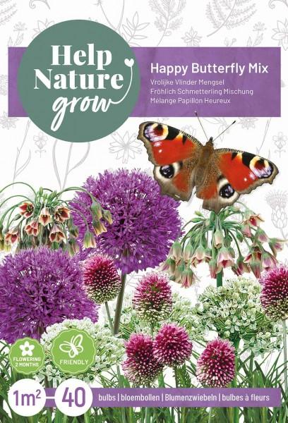 Zierlauch Mix Happy Butterfly