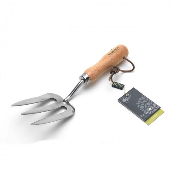 Handgabel flach