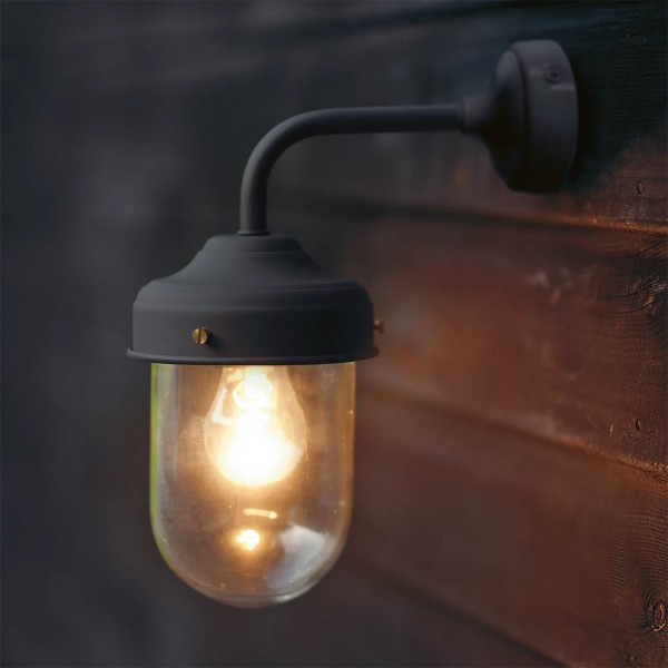 Aussenleuchte Barn Light Carbon