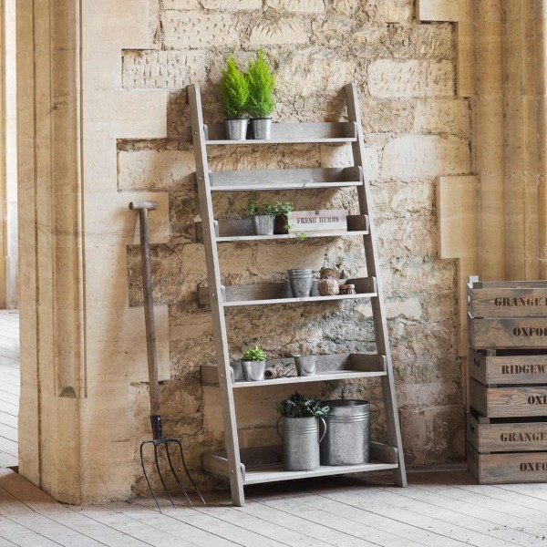 Leiterregal »Idbury Shelf Ladder« - XL