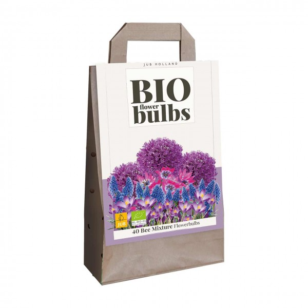 Blumenzwiebeln für Bienen