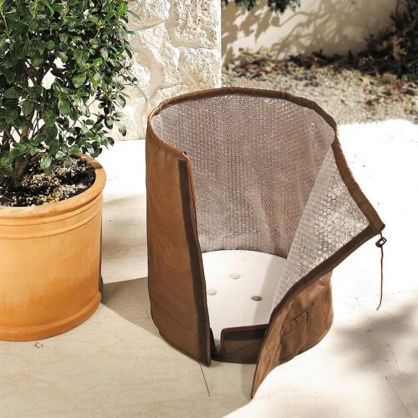 Topfschutz für Kübelpflanzen