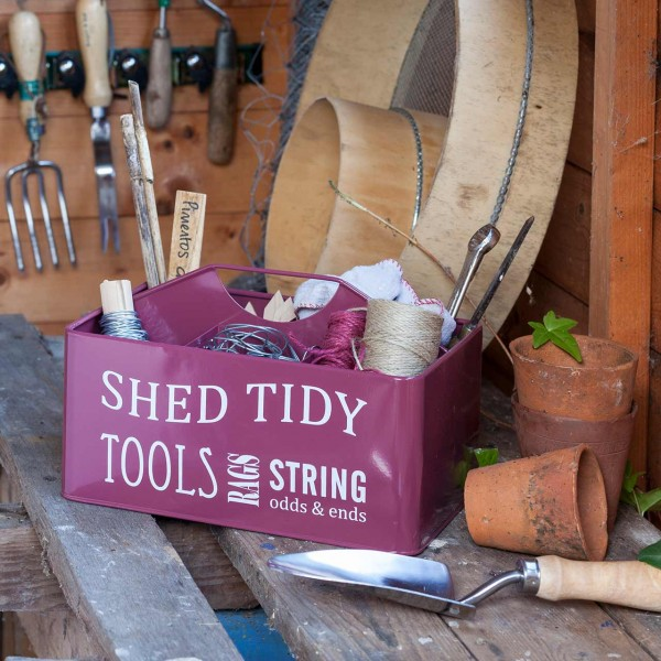 »Shed Tidy«