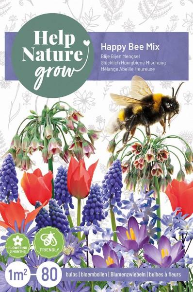 Zwiebelblumen Mix für Bienen