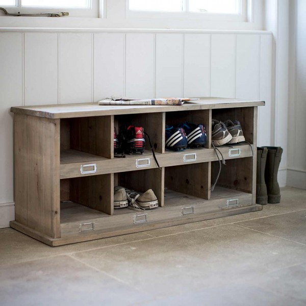 Schuhbank »Chedworth Shoe Locker«