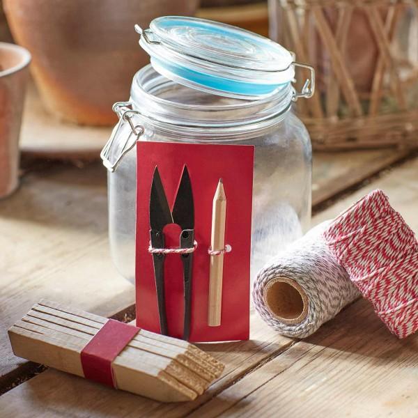 Geschenkset »Gardener's Jar«