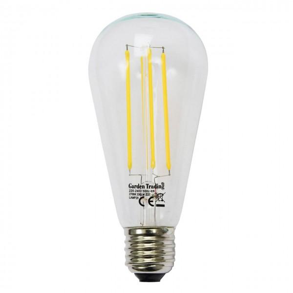 LED E27 Glühlampe 4W 2700K