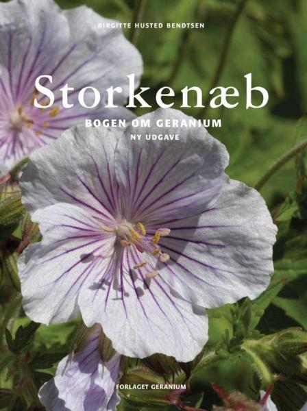 Storkenæb Bogen om Geranium