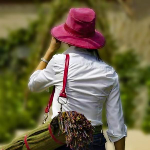 Wildlederhut »Suede Leather Hat«
