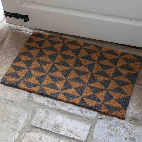 Fußmatte aus Kokosfaser - 60x40