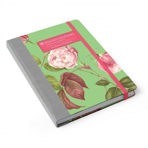Garten-Notizbuch »Rosa Chinensis«