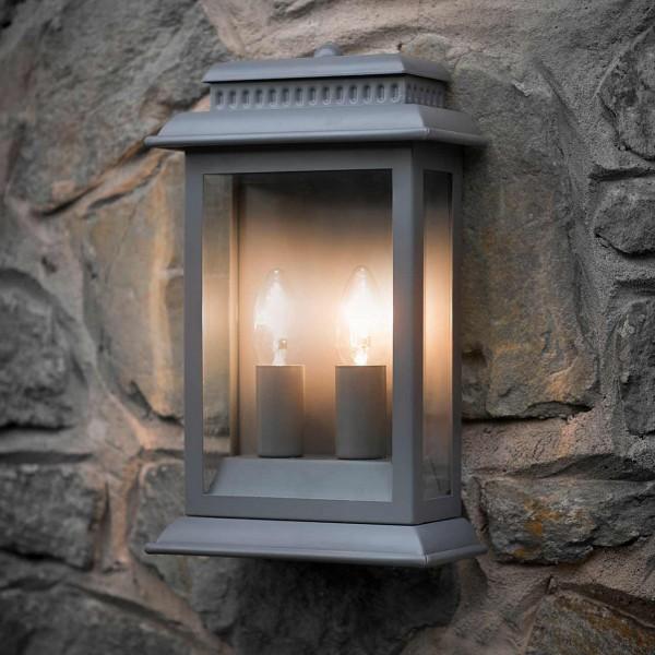 Außenwandleuchte »Belvedere Light« Charcoal