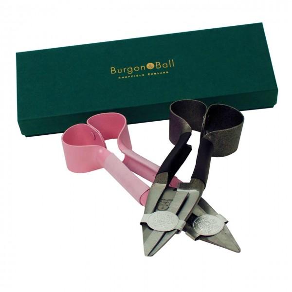Formschnitt-Schere groß - exklusiv in Geschenkbox
