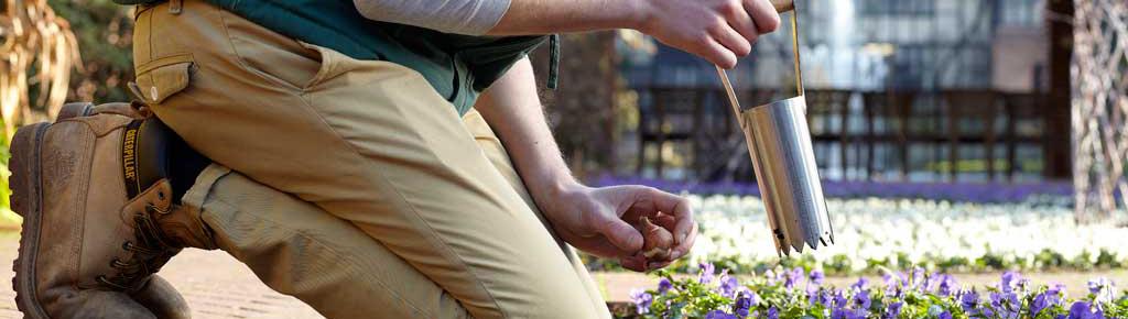 Blumenzwiebelpflanzer