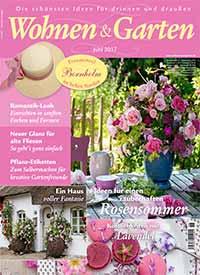 """""""Wohnen & Garten"""" Ausgabe Juni 2017"""
