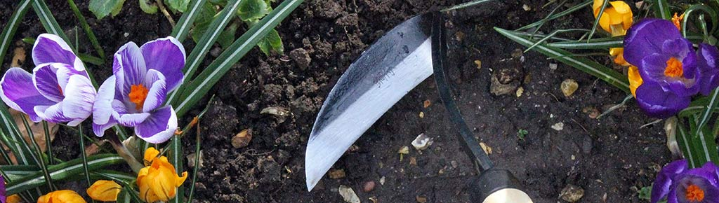 Gartenwerkzeug Carbonstahl