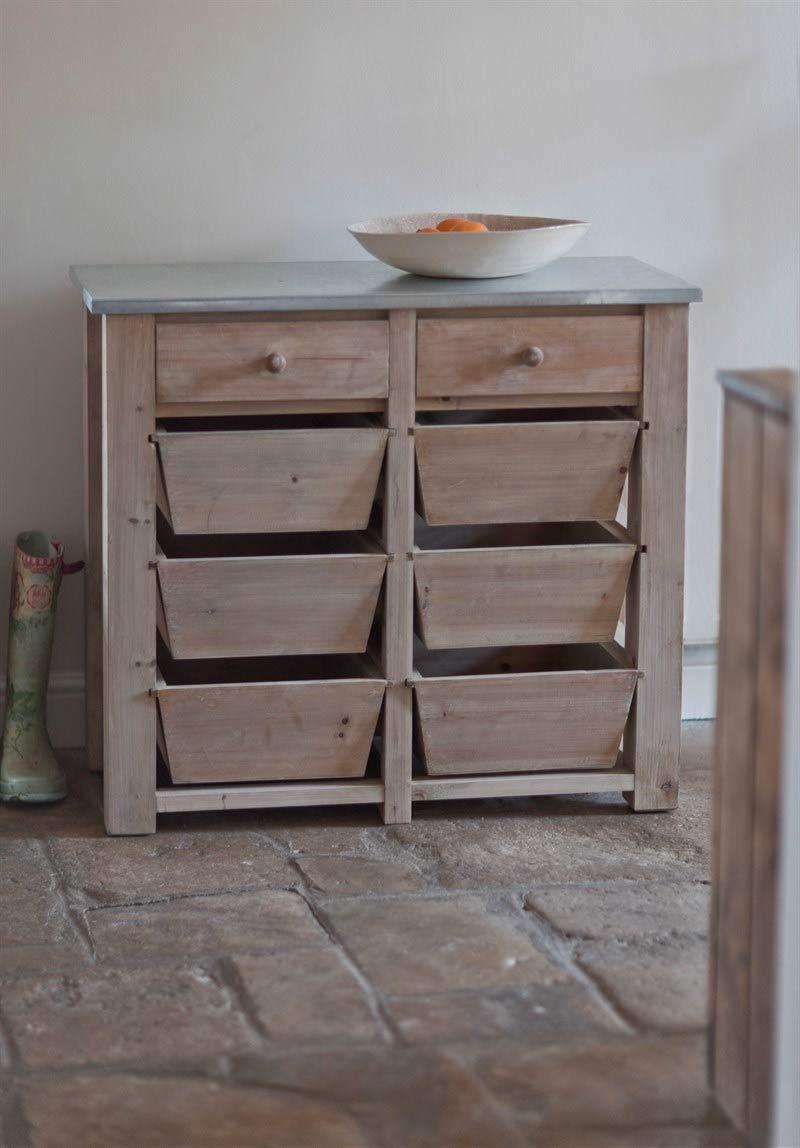 kommode mit schubf chern the garden shop. Black Bedroom Furniture Sets. Home Design Ideas
