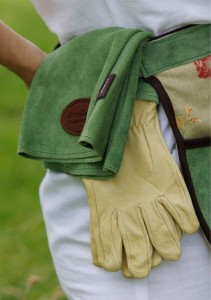 "Bradleys Gartenhandschuhe ""Leather Pruning Gloves"""