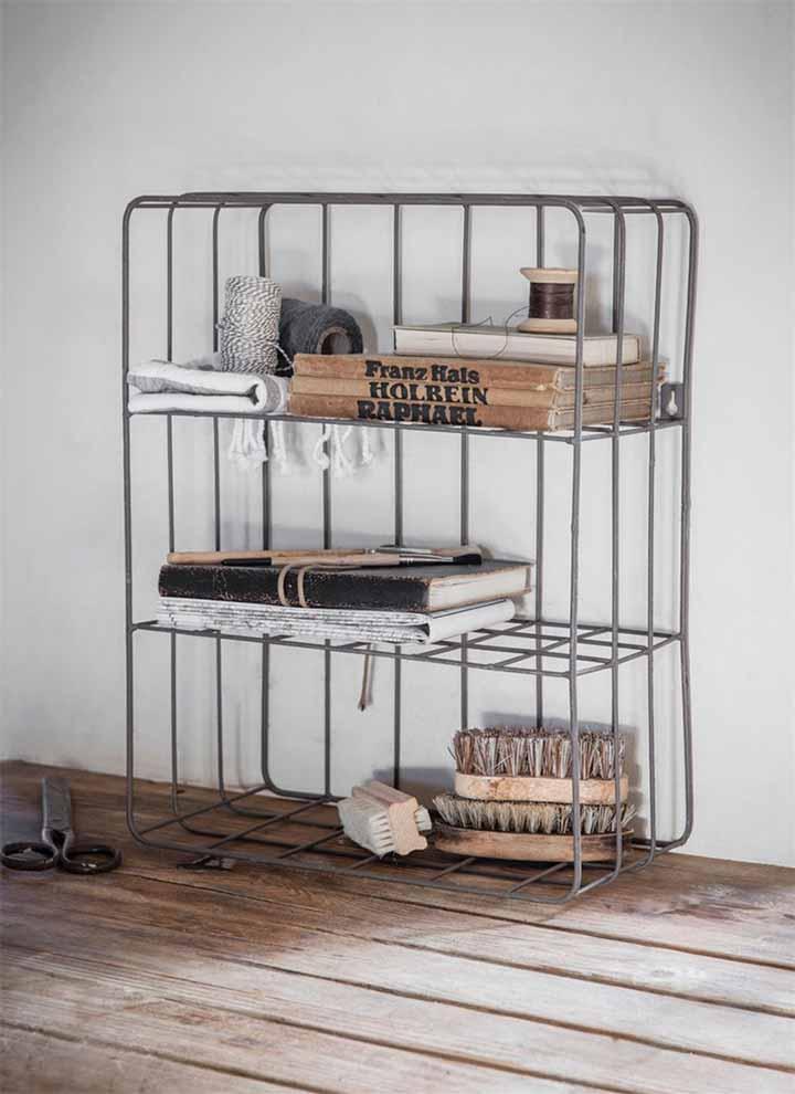 magazinhalter und drahtregale the garden shop. Black Bedroom Furniture Sets. Home Design Ideas