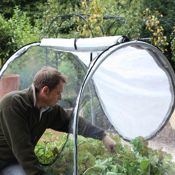 Hochbeet-Aufsatz Frühbeet – The Garden Shop