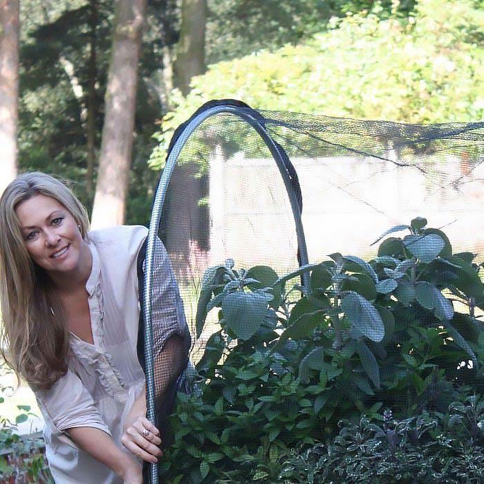 Hochbeet Aufsatz Pflanzenschutznetz The Garden Shop
