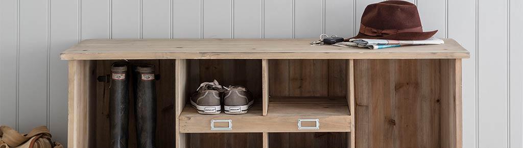 Schuhbank & Stiefelablage  »Welly Locker«