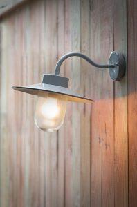 Außenwandlampe »Swan Neck«
