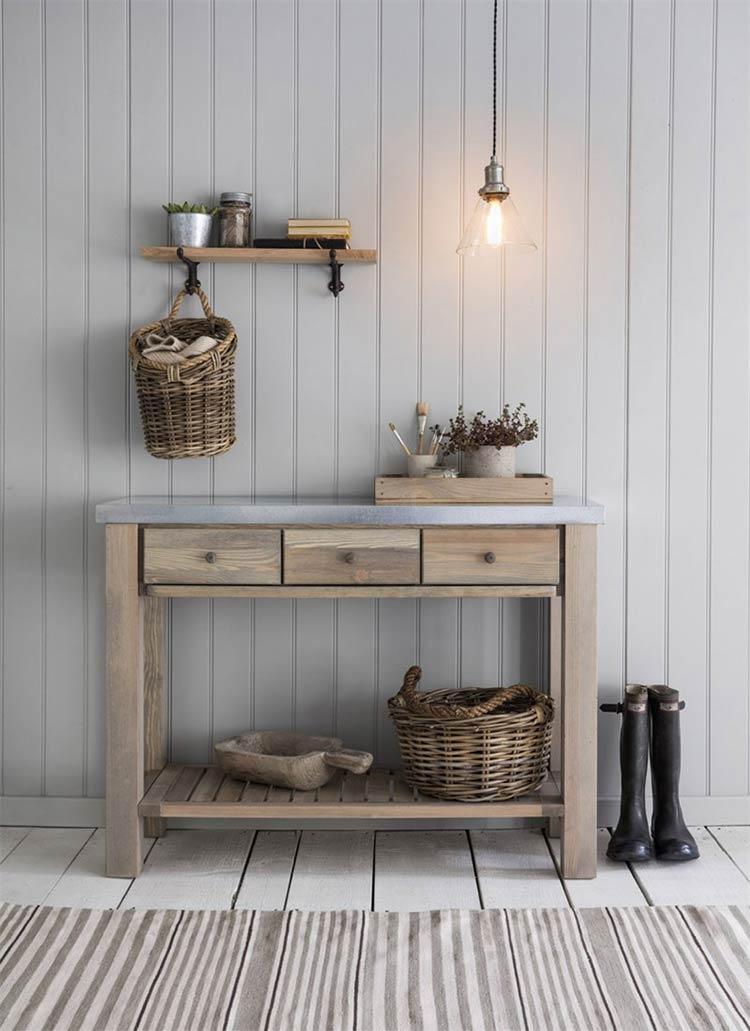 Konsolen-Tisch 'Brighton\' – The Garden Shop