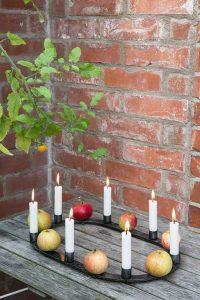 Kerzenhalter - Eisen